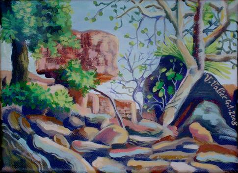 Les falaises Bandiagara 2