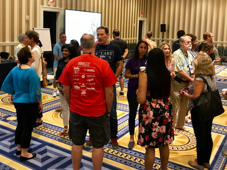 Agile2019 Retrospective with a twist  (or Liberating Structures for the win!)