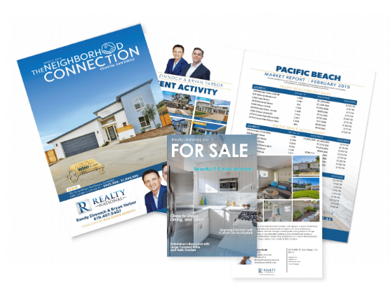 FOR SALE - 1 Page Flyer $$
