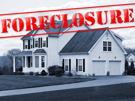 foreclosure-what it means and how it works
