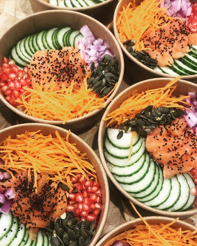 Bol Salad bar