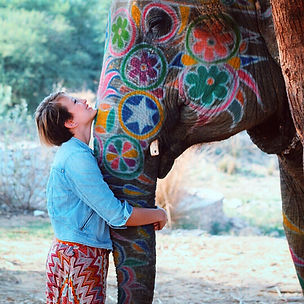 Active-Internationals-Culture-Exchange-India-Elephant-Conservation-Project-Volunteer-India