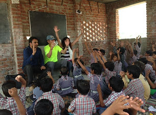 Culture-Exchange-Volunteering-India-Stud