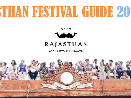 Festivals of Rajasthan - GUIDE 2016-17