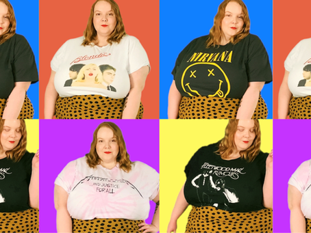 Where to Shop for Plus Size Band Tees