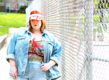 5 Plus Size Summer Style Tips