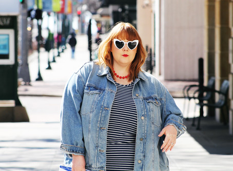 Plus Size Style that Delivers