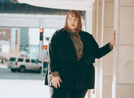 Finding The Perfect Plus Size Blazer