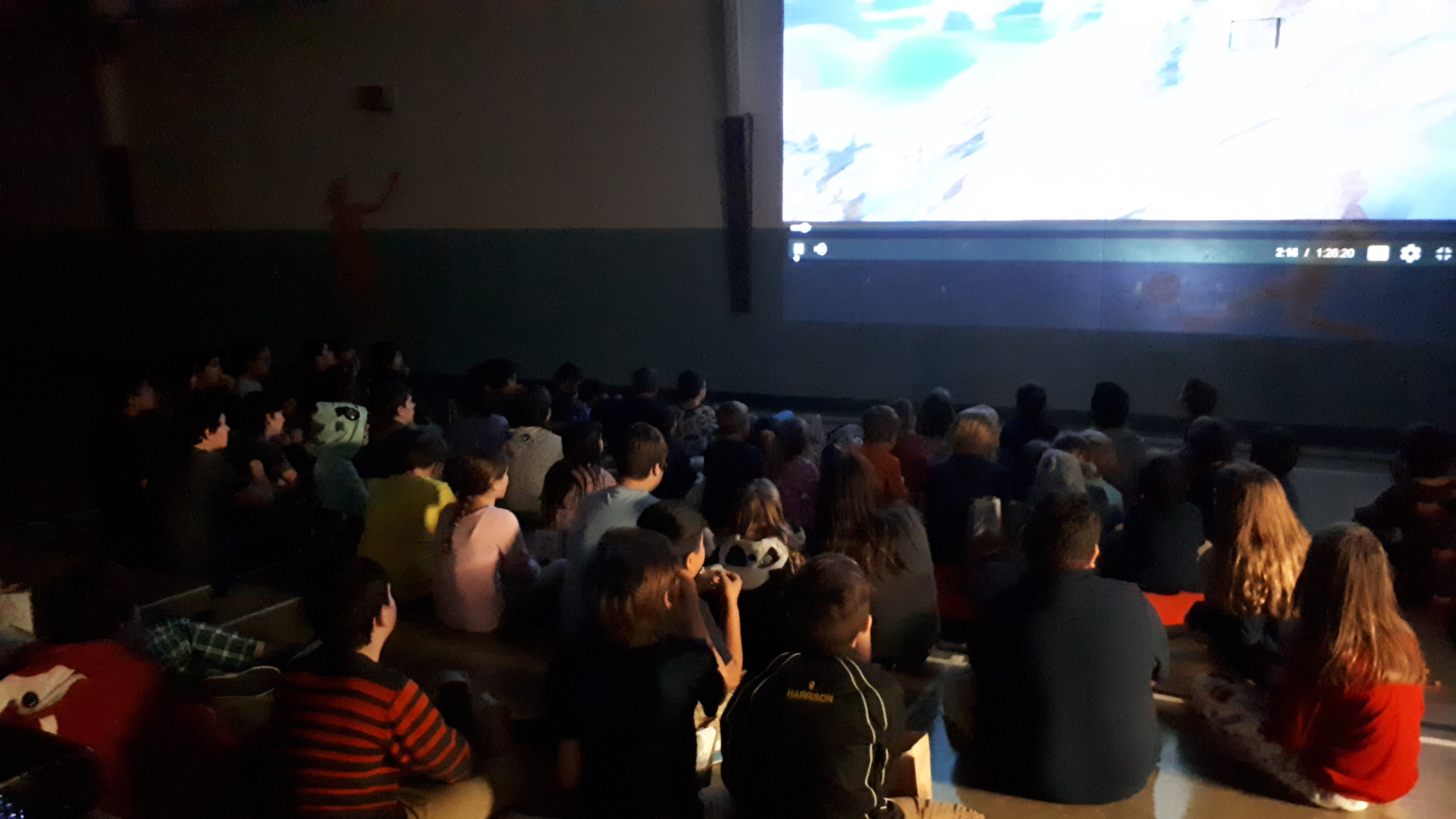 Movie Day - All Students