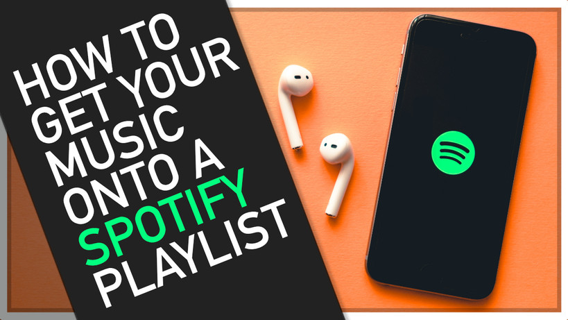 How to get your mucis onto a Spotify playlist