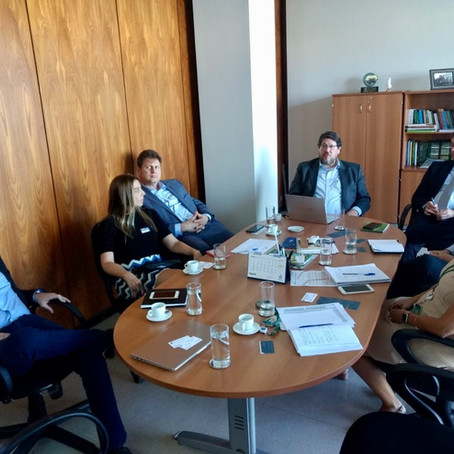 UAUW Solutions apresenta Tecnologia Hemav ao Ministério da Agricultura