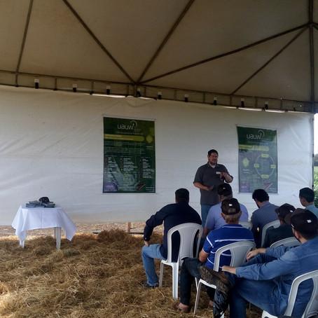 UAUW participa de Dia De Campo Talismã.