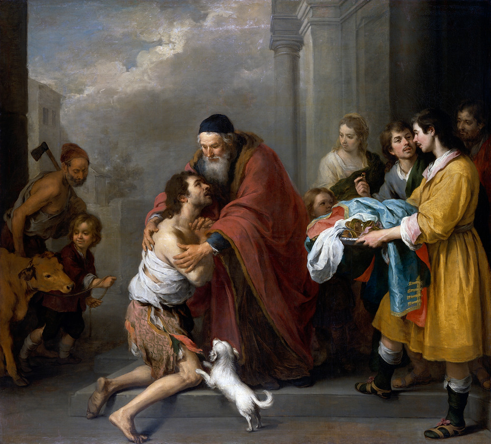 The Prodigal Son - Murillo
