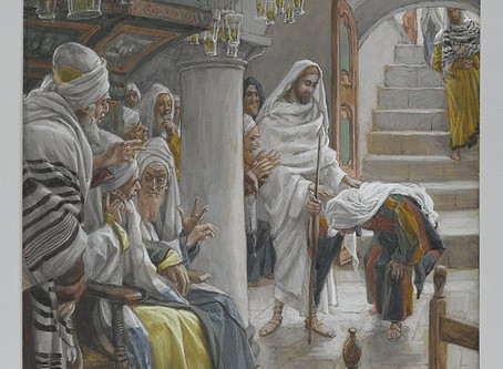 Following Jesus in Humility