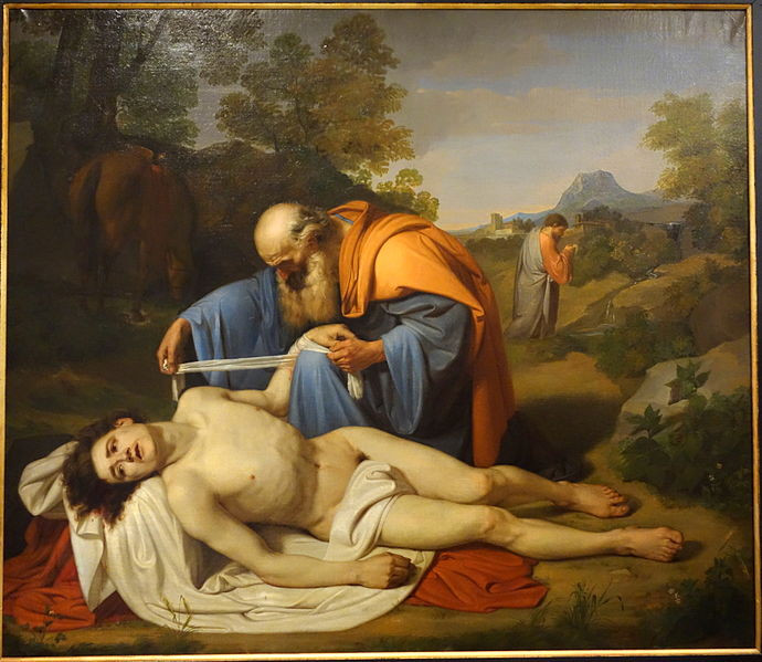 The Good Samaritan - Luigi Sciallaro