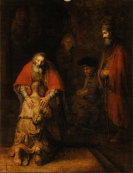 Rembrandt - Return of the Prodigal Son