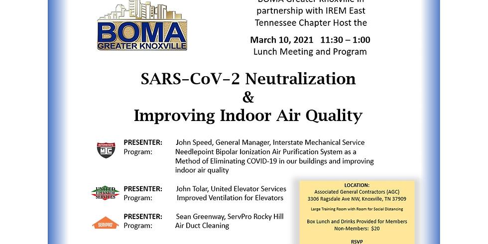 SARS-CoV-2 Neutralization
