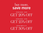 Buy More Save More_Instore Signage_8.5x1