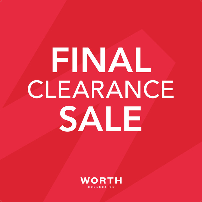 Worth Collection_Window Signage_63.5x63.
