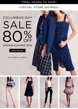 Virtual Store columbus day_2