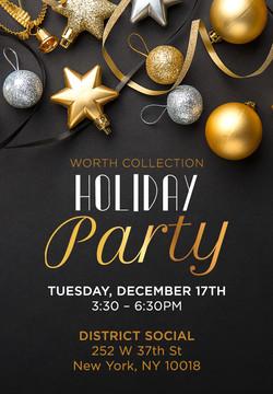 Holiday Party Invite Dec17
