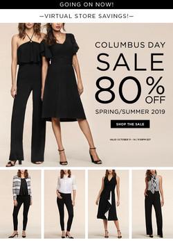 Virtual Store columbus day_1