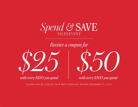 Spend and Save_Instore Signage 8.5 x 11.