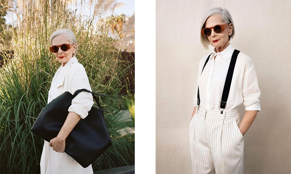 Lyn Slater for Mango 2017 April Campaign