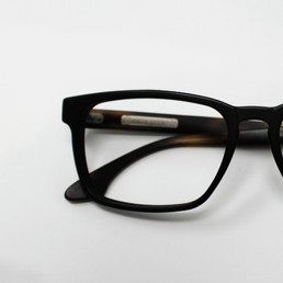 Goldsmith- Frasier- Matte Dark Tortoise