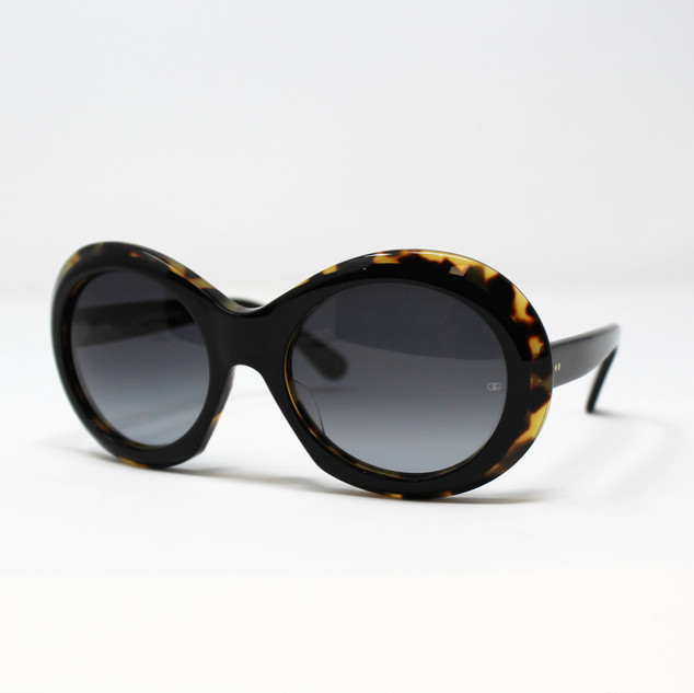 OLIVER GOLDSMITH Audrey - Black Leopard