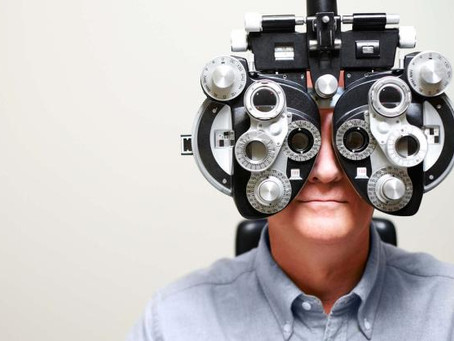 What should I expect in my eye exam?