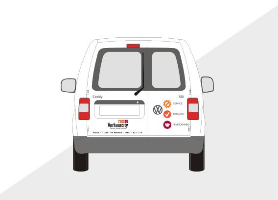Auto belettering Auto belettering Verhuur bedrijf
