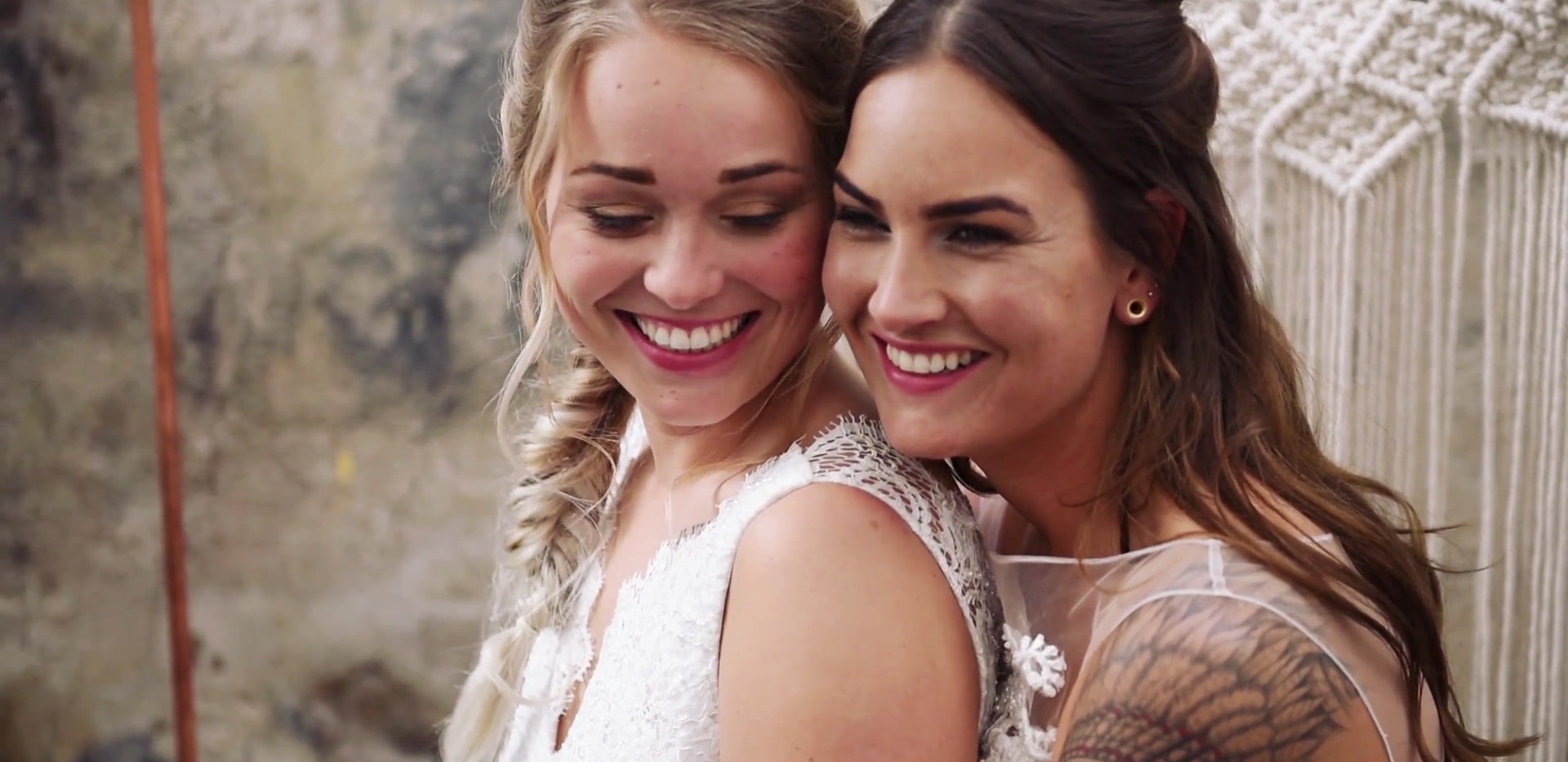 Video Eucalyptus Wedding