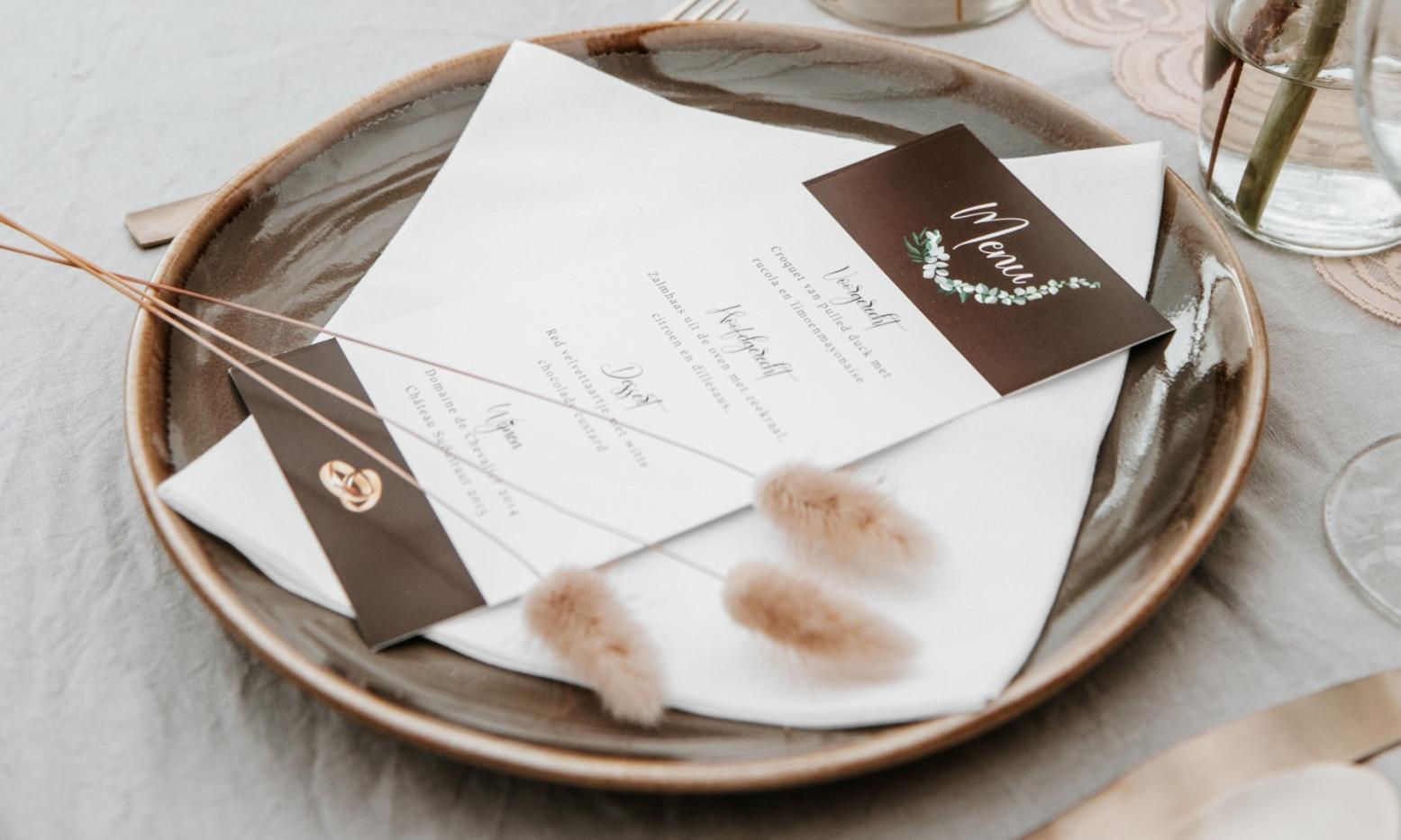 Stationery Rustic Barn Wedding