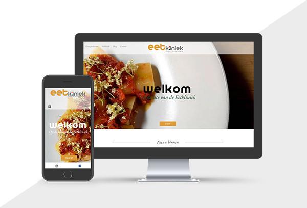 Website Eetkliniek