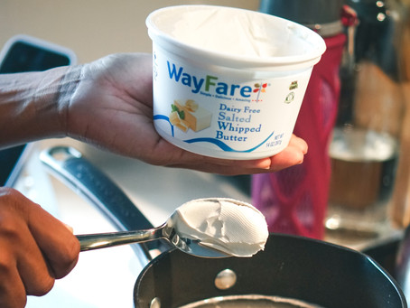 3 Dairy-Free Alternatives with Wayfare Foods (Discount Code Linked)