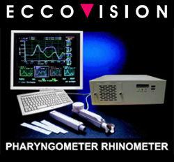 Rhinometer Pharyngometer