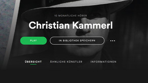 NEWS: Now on Spotify
