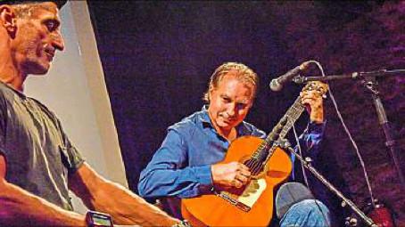 NEWS: STADTGespräch – Christian Kammerl stellt seine neue CD vor