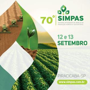 70º SIMPAS debate produtividade e rentabilidade do agronegócio brasileiro