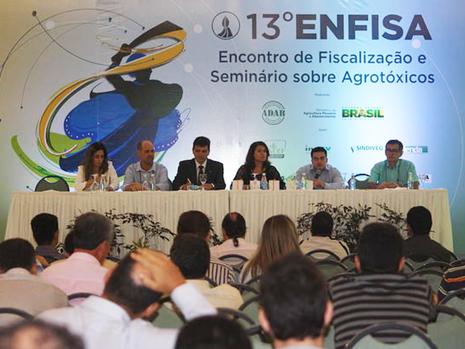 Seminário realizado em Salvador apresenta Boas Práticas Agrícolas no Uso de Agrotóxicos