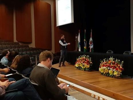IRAC-BR participa do V Congresso Brasileiro de Fitossanidade - Conbraf