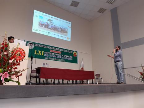 Atuação do IRAC-BR é apresentada durante Convenção no Peru
