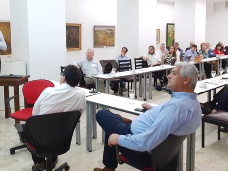 RAC's participam de reunião sobre ações fitossanitárias na América Latina