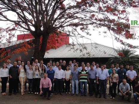 IRAC-BR realiza workshop visando atualização profissional