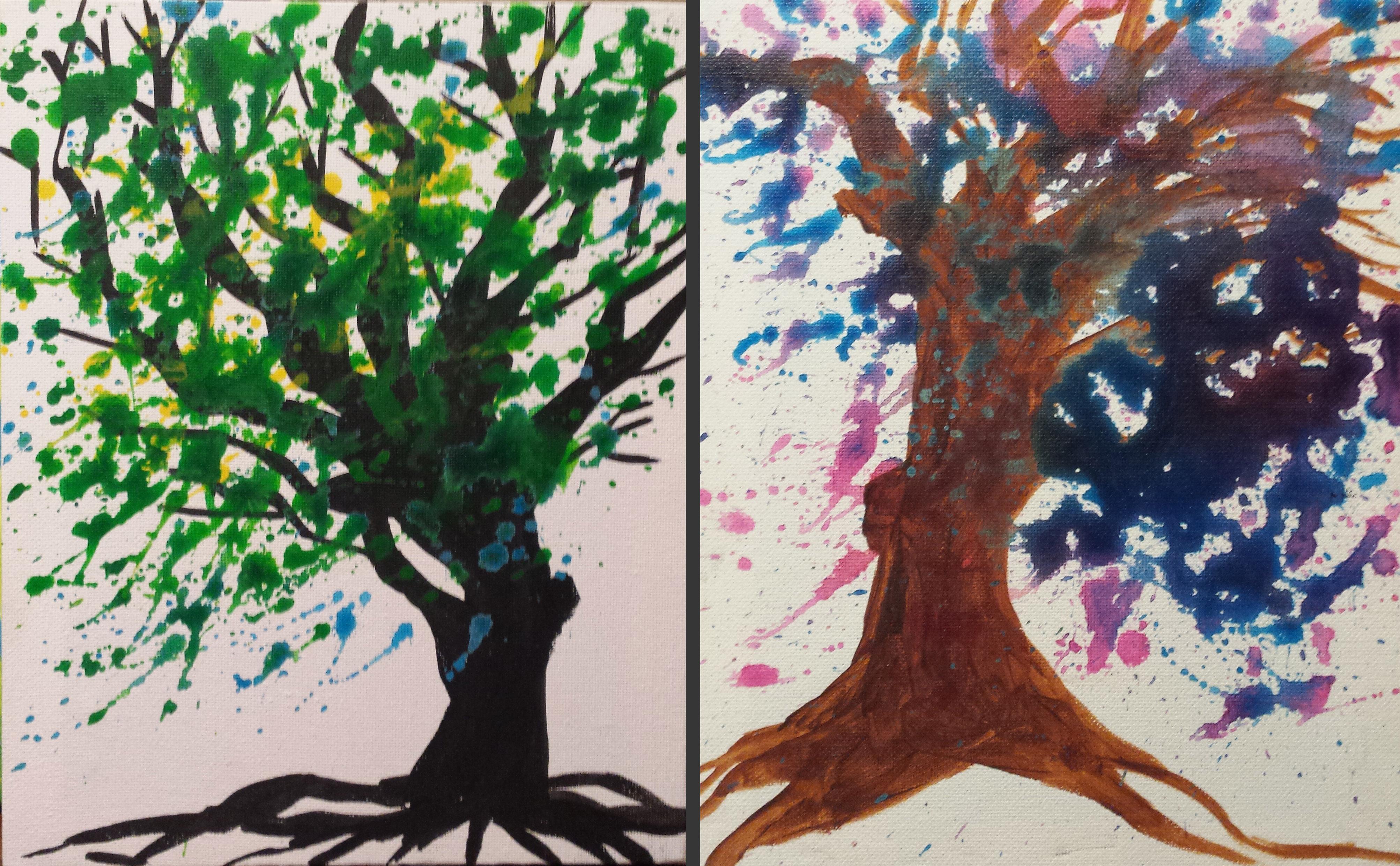 Tree Splatter