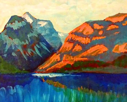 Jasper Mountains