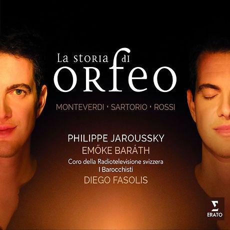 La storia di Orfeo