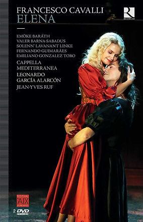 Francesco Cavalli: Elena (DVD)