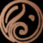 The Leafy Elephant logo